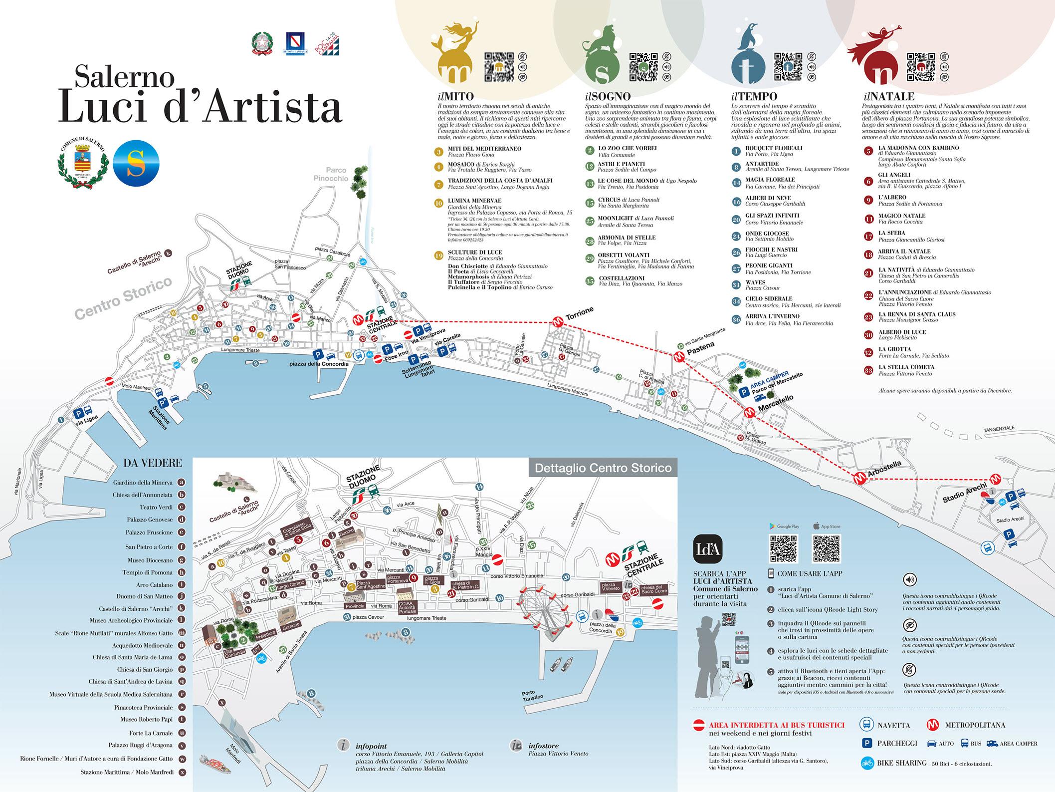 MappaLuciD'Artista